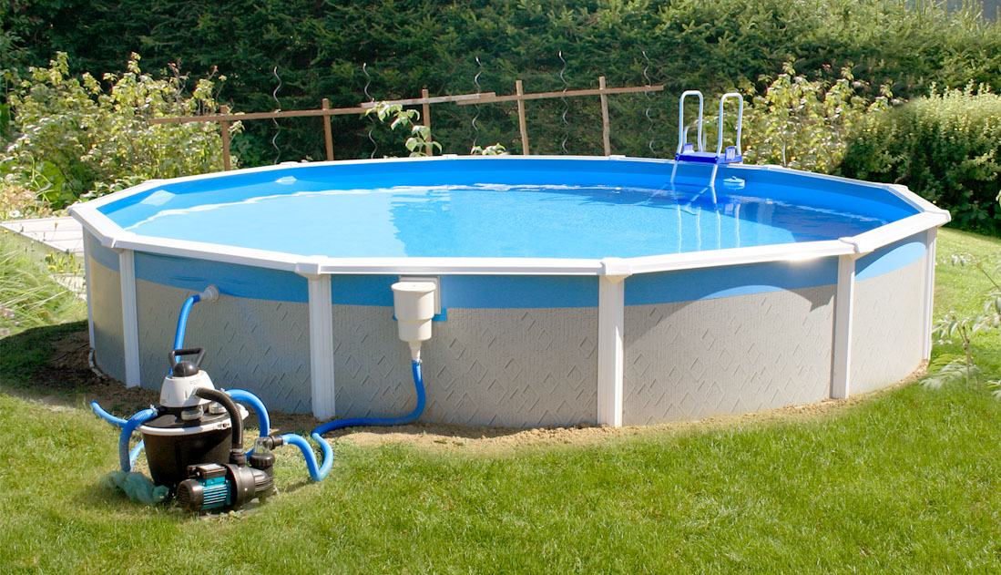 Swimmingpool 1 50 meter tiefe for Garten pool tiefe